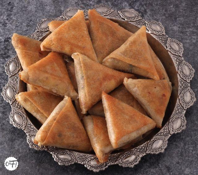C'est ma fournée !: Les bricks au thon et à la pomme de terre