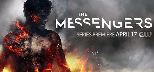 The Messengers série de Science-Fiction de Eoghan O'Donnell avec Shantel VanSanten, J. D. Pardo, Joel Courtney,..Le Diable, Cavaliers de l'Apocalypse, Anges