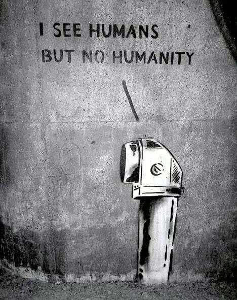 Street Art kann eine Bedeutung haben – #Art #Bedeu…
