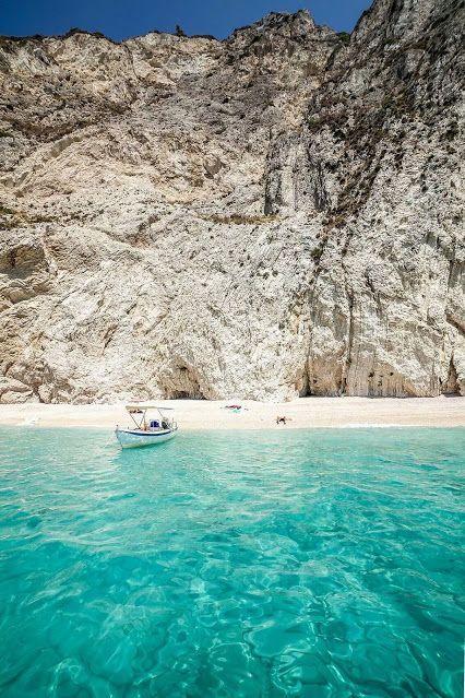 Sparkling waters in #Corfu Island, #Greece