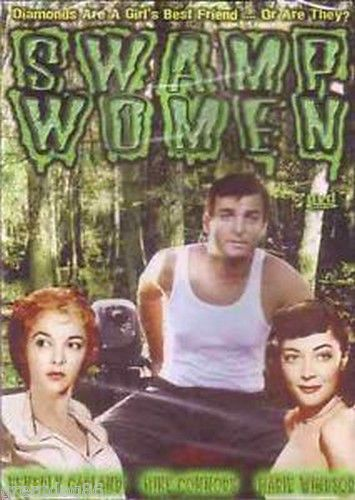 Swamp Women DVD New Beverly Garland Mike Connors Marie Windsor