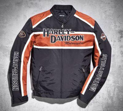 Harley Davidson Fleece Jacke Riding Gear