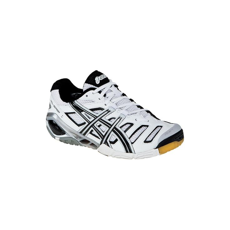 The top shoe in ASICS stability/support category, the GEL-Sensei 4  introduces