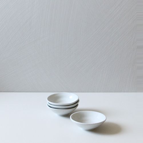 Casual line Round bowl 10, set of 4 / $20.00