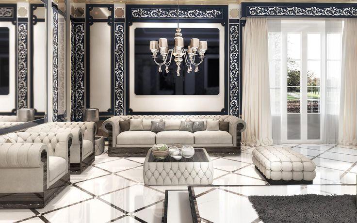 Asnaghi Interiors - Diaspro living room