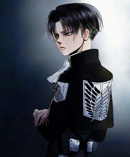 Levi Ackerman; Attack on Titan