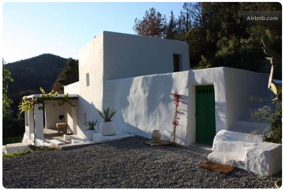 Beautiful little finca in the north of #Ibiza, for rent at Airbnb…