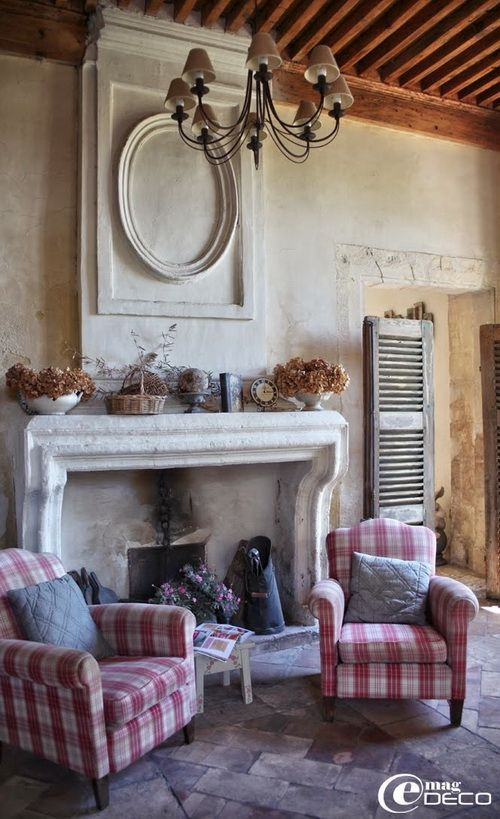 234 best elements of country french images on pinterest home ideas like the chairs fireplace solutioingenieria Images