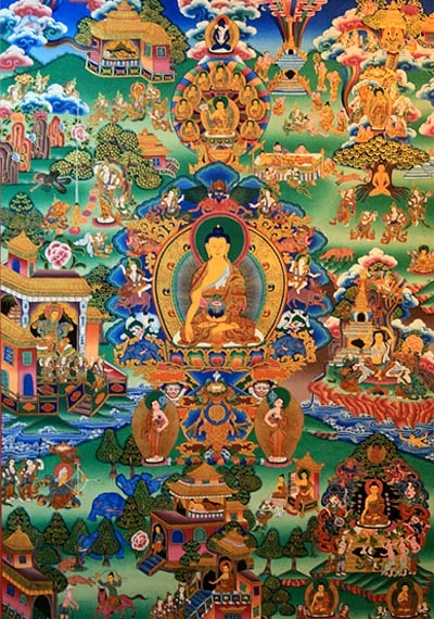buddhism influence on asian religion Buddhist influence on chinese religions and popular beliefs.