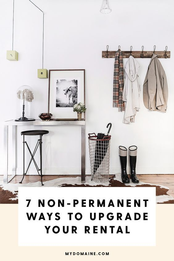 25 best ideas about Decorating Rental Apartments on Pinterest