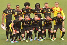 History of the Belgium national football team - Wikipedia, the free encyclopedia