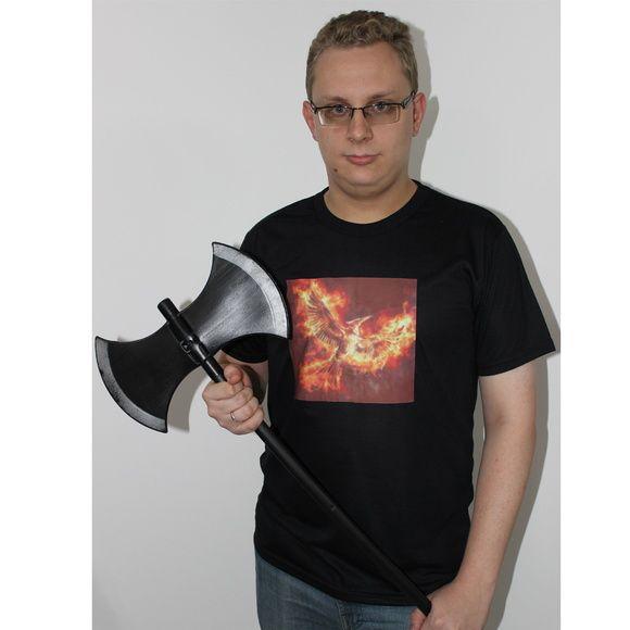 Camiseta Jogos Vorazes - Unissex