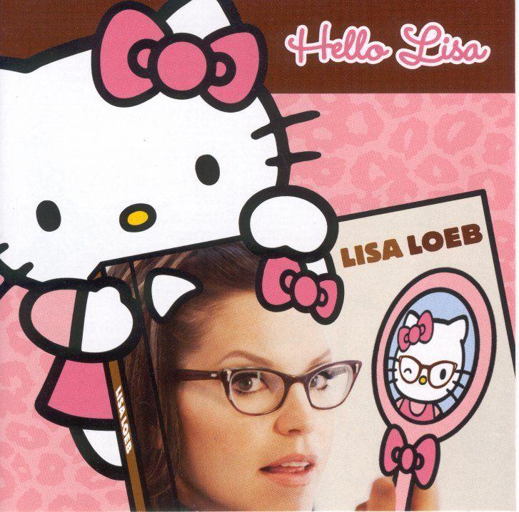 "4. Lisa Loeb ""Stays"" With Hello Kitty"