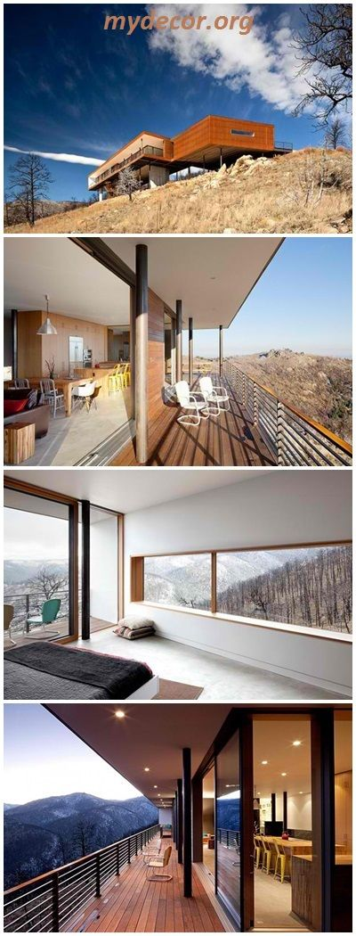 Sunshine Canyon Residence: Rising From a House Loss to a Glorious Home     There are unfortunate instances when a home undergoes an event that destroys it. It could be a bad storm, an earthquake, a fire and other catastrophes. That would be a heartbreaking event but most people would still opt...