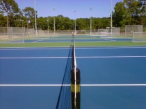 Wilmingon NC!    Althea Gibson tennis complex  www.outerbankstenniscontractors.com