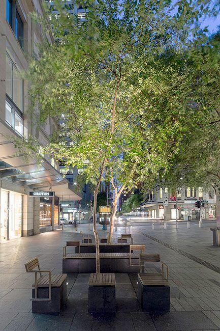 Pitt_Street_Mall-by-Tony_Caro_Architecture - Sydney Australia