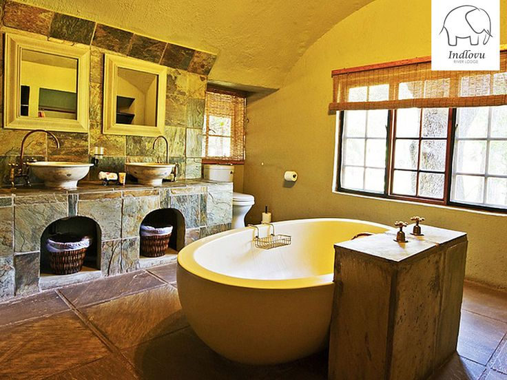 Treat yourself to a luxury getaway at Indlovu River Lodge! All of our rooms are uniquely decorated to make you feel relaxed.   Link: http://ow.ly/8rKV307CIjI