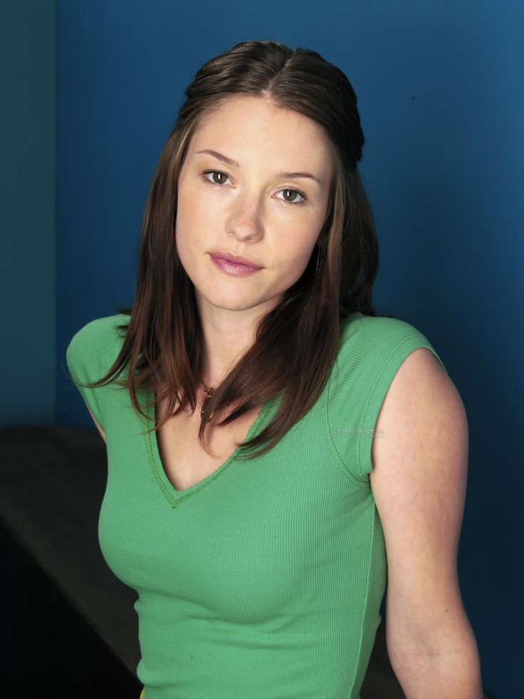 Solo - 0015 - Chyler Leigh Network |