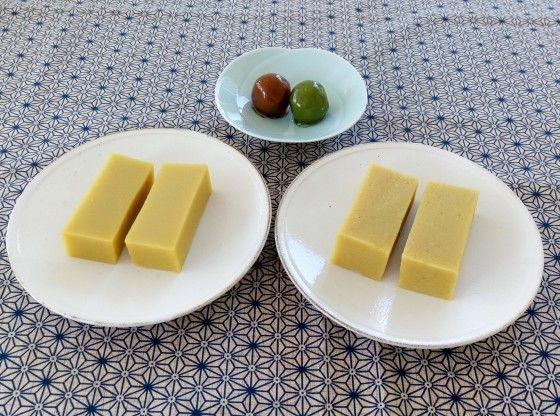 サイゲン大介さんの、芋ようかんのレシピ。舟和の味を再現。   やまでら くみこ のレシピ