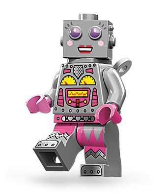 Lady Robot - My 11 year old son pinned this just for me.  That is real love!  Joee