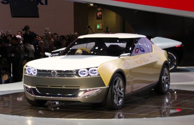 Nissan Reveals Retro IDx Freeflow And NISMO Concepts: Video, Gallery 1 - MotorAuthority