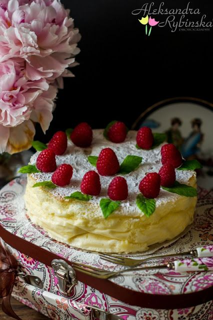 Aleksandra's Recipes: Japanese Cheesecake (step-by-step photos)