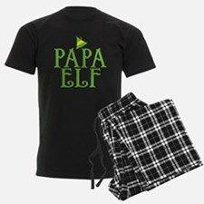 Papa Elf Pajamas for