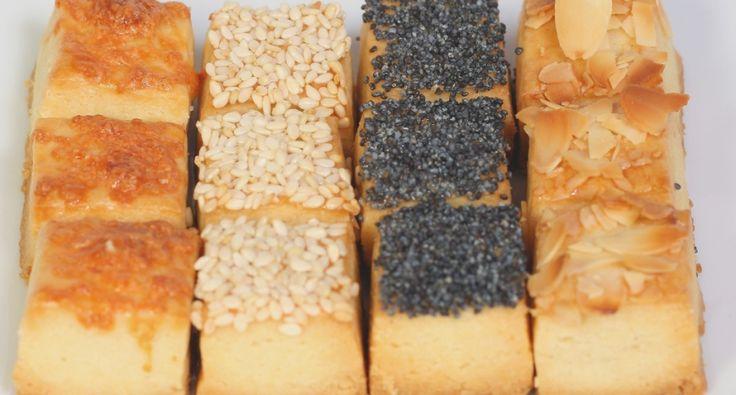 Przepis na ciężkie słone ciasteczka: Ten przepis jest po prostu boski! To mój ulubiony przepis na słone ciasteczko, którego sukces jest murowany! Bardzo dekoracyjne, różnią się smakiem i kolorem, ogólnie bardzo przyjemne. Nie możesz ich nie spróbować!