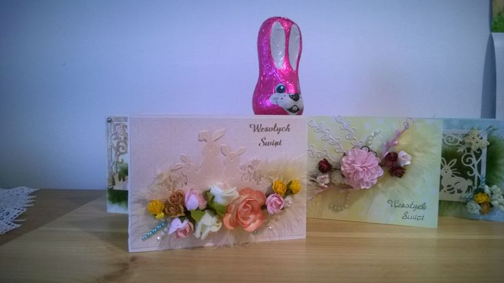 Easter Cards by KathArt