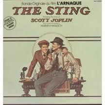 The sting featuring the music of scott joplin