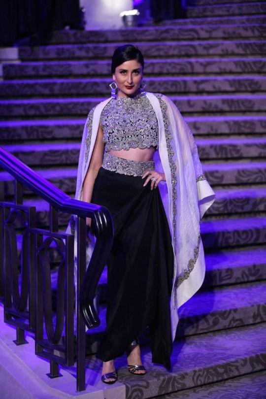 Anamika Khanna at Lakme Fashion Week 2015