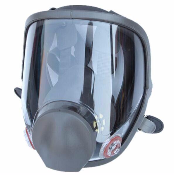6800 Grossansicht Vollen Maske Gesichtsmaske Atemschutz Malerei Spraying Silikon Maske kostenloser versand