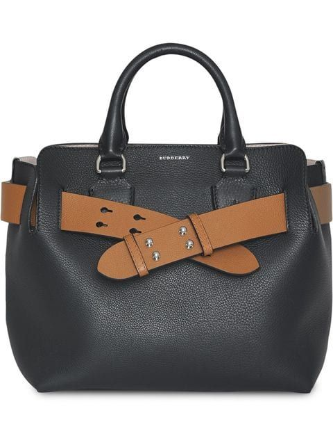 29adbbbf25 Burberry The Small Leather Belt Bag in 2019 | bag it up | Leather ...