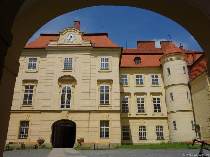 zámek - Bystřice pod Hostýnem