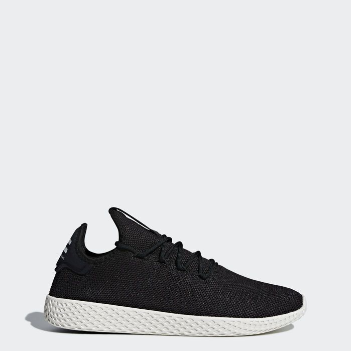 Pharrell Williams Tennis Hu Shoes Black Mens (With images