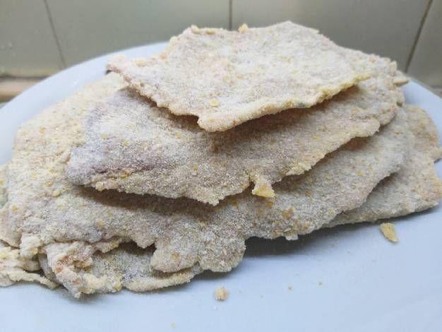 Milanesa De Carne Receta De Fani Receta En 2020 Recetas De Comida Milanesa Carne