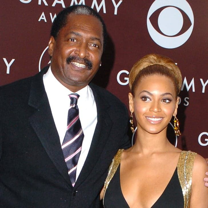 Pin for Later: Beyoncé's Dad Just Made the Divorce Rumours a Lot More Confusing