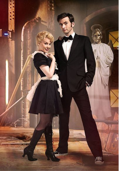 Can I be her??  PLEASE?!?!: Bows Ties, Astrid Peth, Doctorwho, Doctors Who, Kylie Minogue, Dr. Who, David Tennant, Time Lord, Tenth Doctors