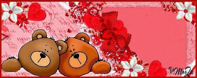 Portadas para tu facebook: Portadas de san valentin para tu face!!!