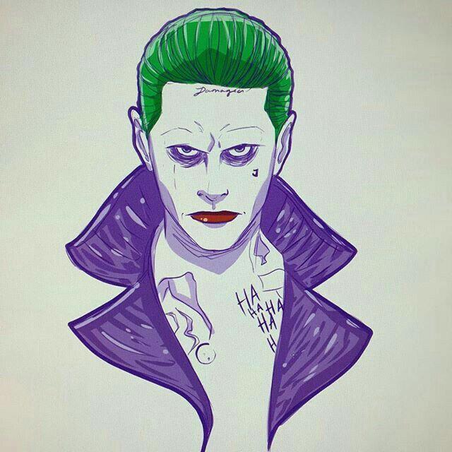 Joker Zeichnen