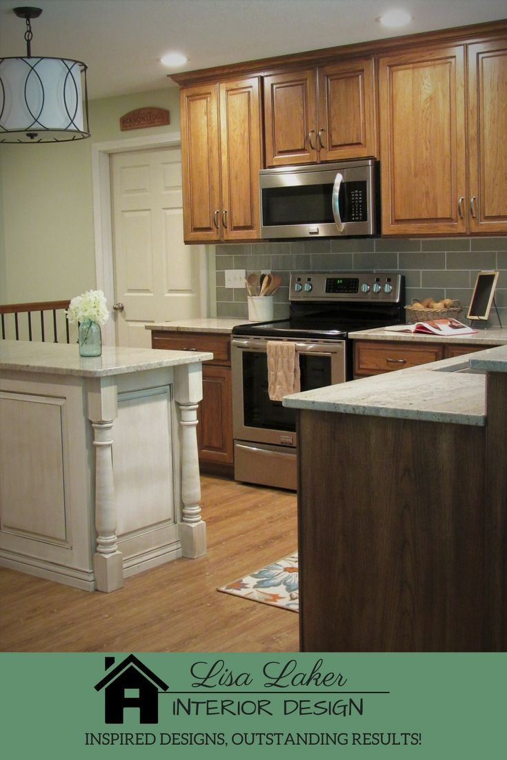 the 25 best hickory cabinets ideas on pinterest rustic hickory warm inviting kitchen hickory cabinets with raised panel doors stained with special walnut stain