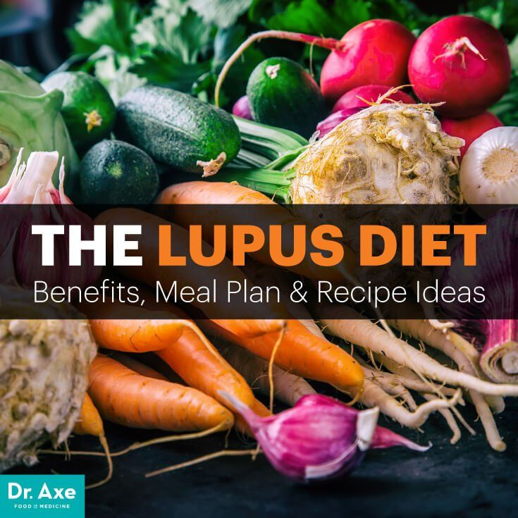 The Lupus Diet: Benefits, Meal Plan & Recipe Ideas - Dr. Axe