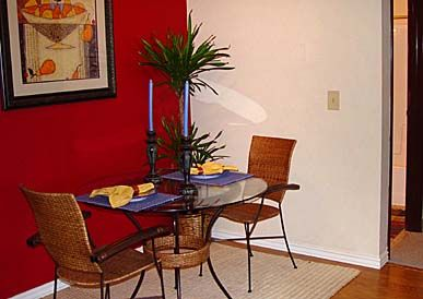 17 best ideas about red accent walls on pinterest red for Dining room decorating ideas red walls