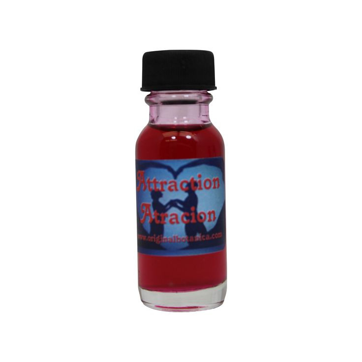 Original Products Botanica - Attraction Oil, $3.95 (https://www.originalbotanica.com/attraction-magical-oil/)