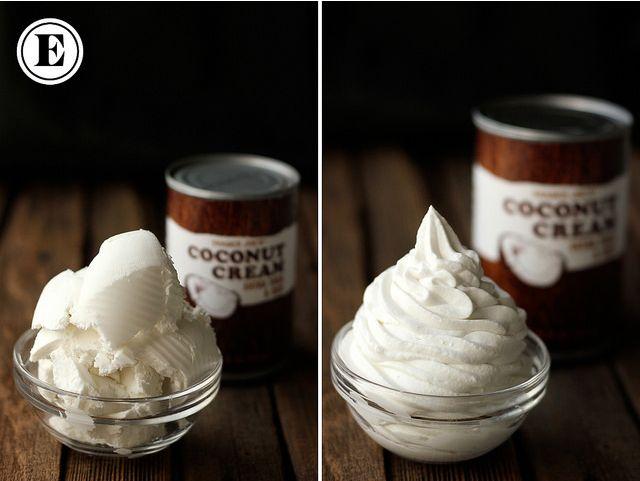 Whipped Coconut Cream – Rebecca Bednar