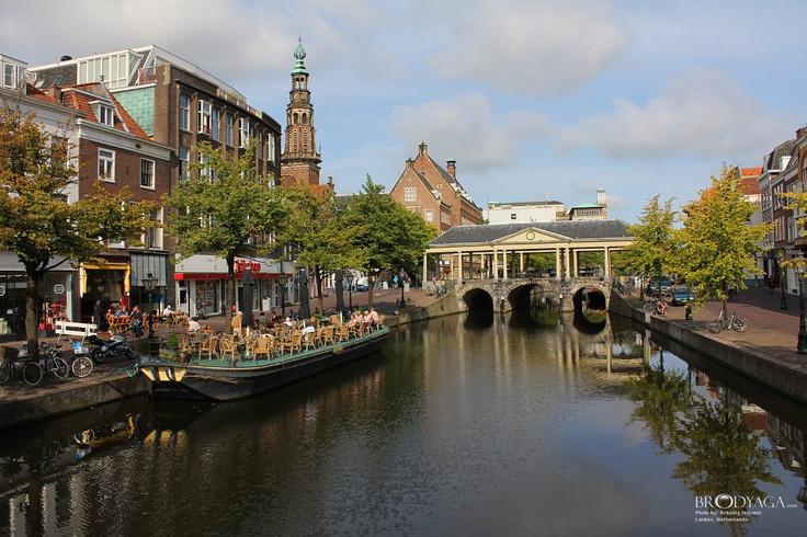 Leiden, The Netherlands Pontus