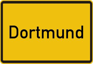 Autoverschrottung in Dortmund
