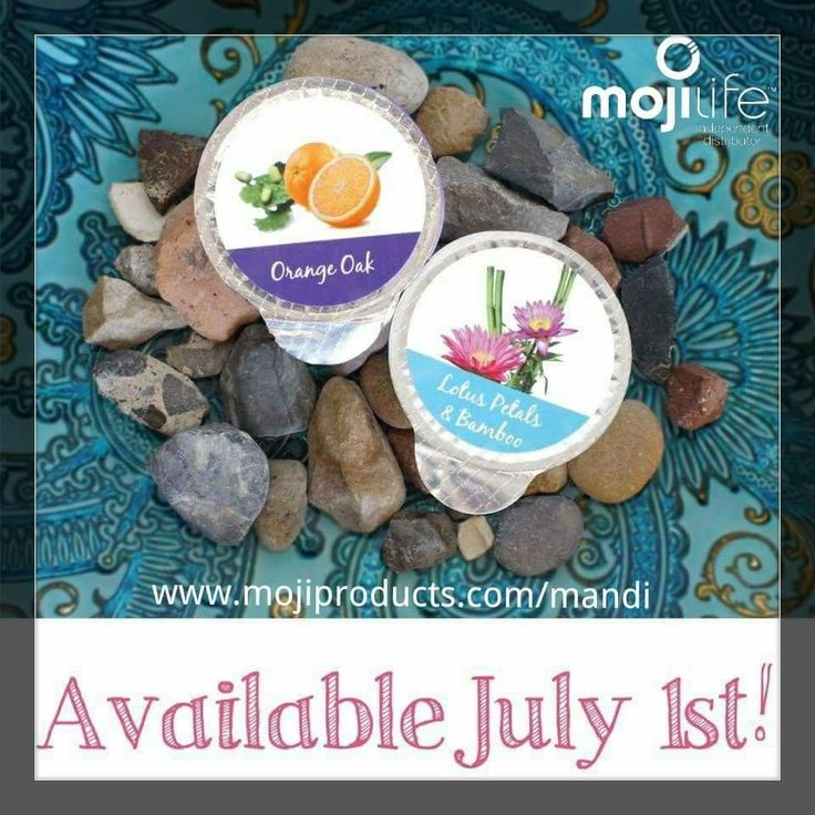 Available July 1st! Www.mojiproducts.com/mandi