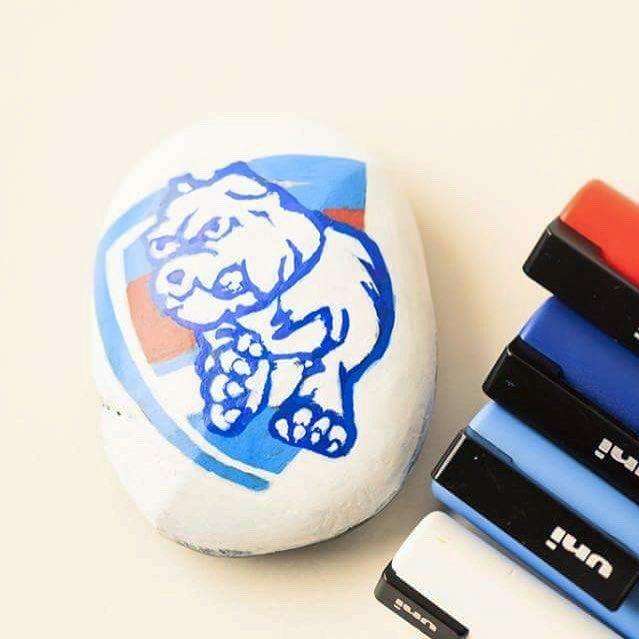 Western Bulldogs created for a 3yo fan :)