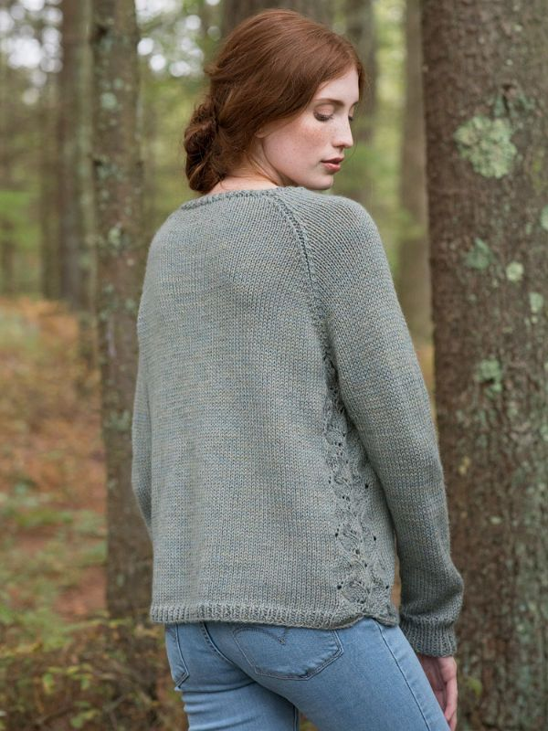 8492ee050fe27a Fountain Raglan Women s Sweater Free Knitting Pattern